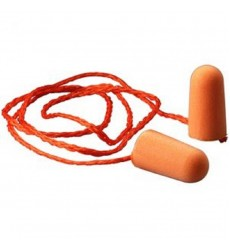 3M Disposable Foam Earplug -Corded
