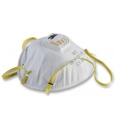 3M 8812 Dust Respirator (Valved)