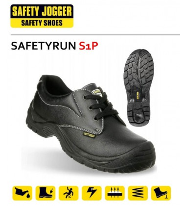 SAFETY JOGGER -Low Cut Shoes -SafetyRun