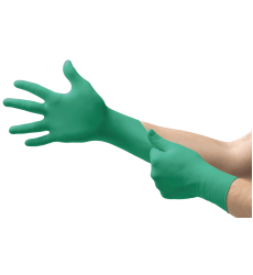 Ansell Touch N Tuff Nitrile Disposable Gloves –92-600