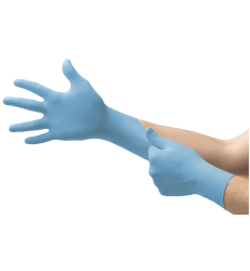 Ansell Touch N Tuff Nitrile Disposable Gloves –92-670