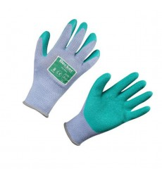 Max Grip -Green Palm Gloves