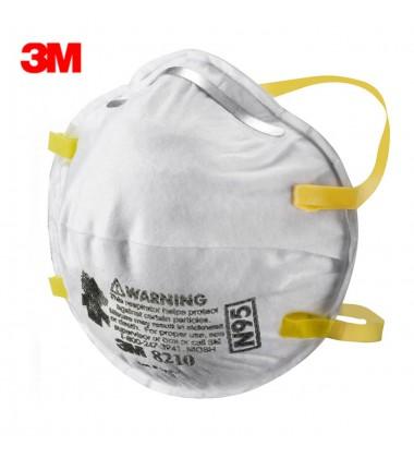 3M 8210 Dust Respirator