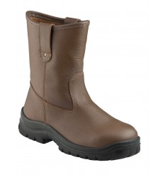 KRUSHER Safety Shoe -Pull on Rigger Boot