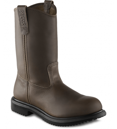 Red Wing Style Men's 11-Inch Pull-On Boot