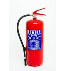 Portable Dry Powder Fire Extinguisher MS1539